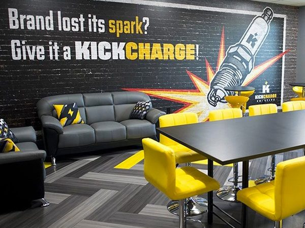 KickCharge Creative office