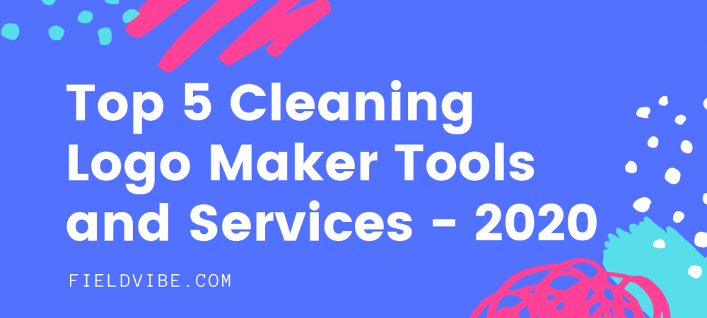 Top 5 Cleaning Logo Tools and Services - 2020 header image