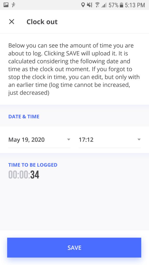 Field Employee Time Clocking App - FieldVibe